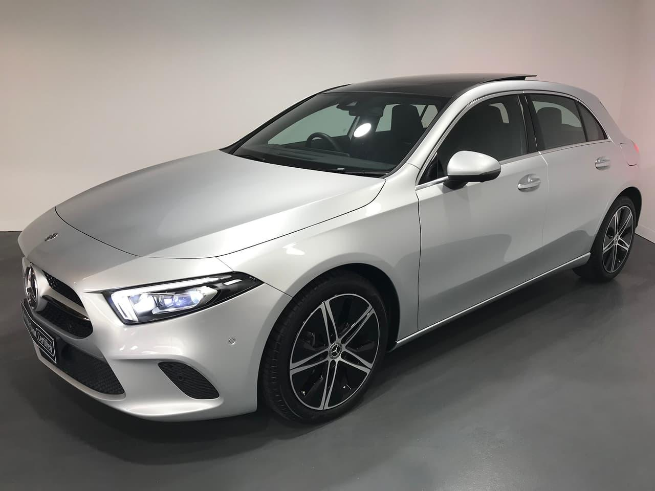 2018 Mercedes-Benz A-CLASS W177 A250 Limited Edition